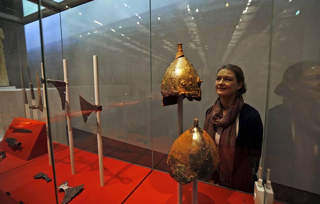 Викинги стали мастерами металлургии менее чем за столетие