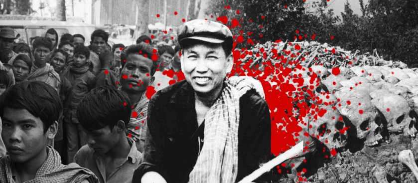 Красные кхмеры Пол Пота в Камбодже - история