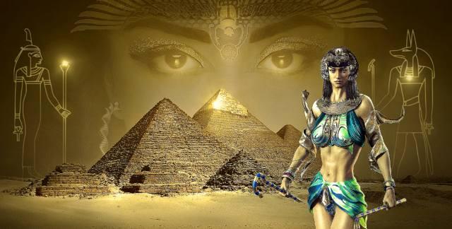 Древний Египет: Загадки запретной страны