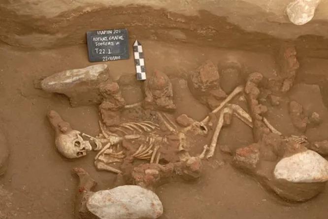Анализ ДНК раскрыл происхождение первой европейской цивилизации бронзового века