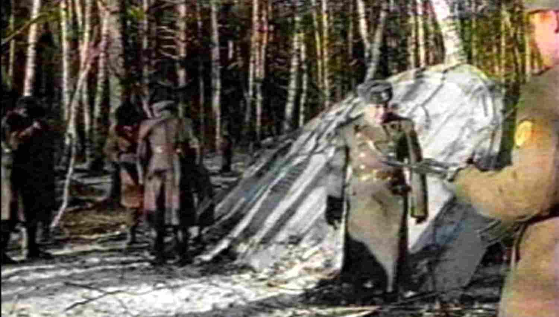 Катастрофы НЛО в СССР