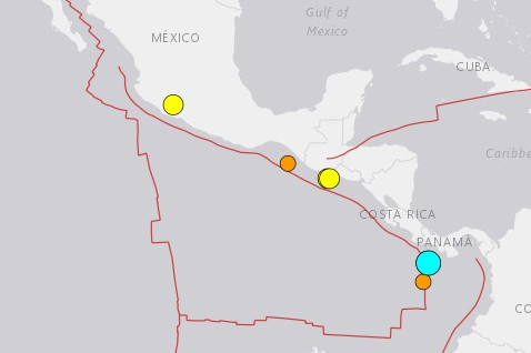 10 мая Мексика начала расползаться по швам
