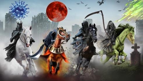 26 мая будет снята Вторая Печать и Красный Всадник заберет мир с Земли