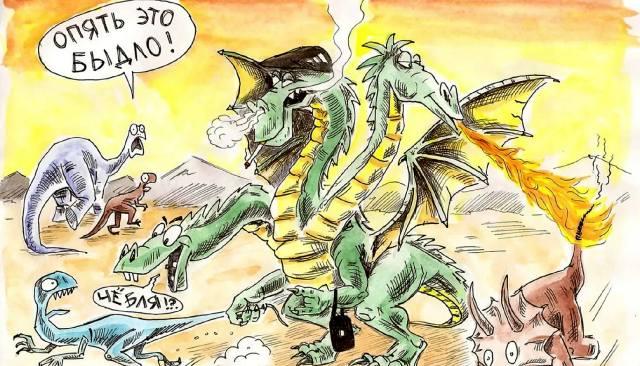 Кто такие зелёные человечки и куда делись рептилоиды?