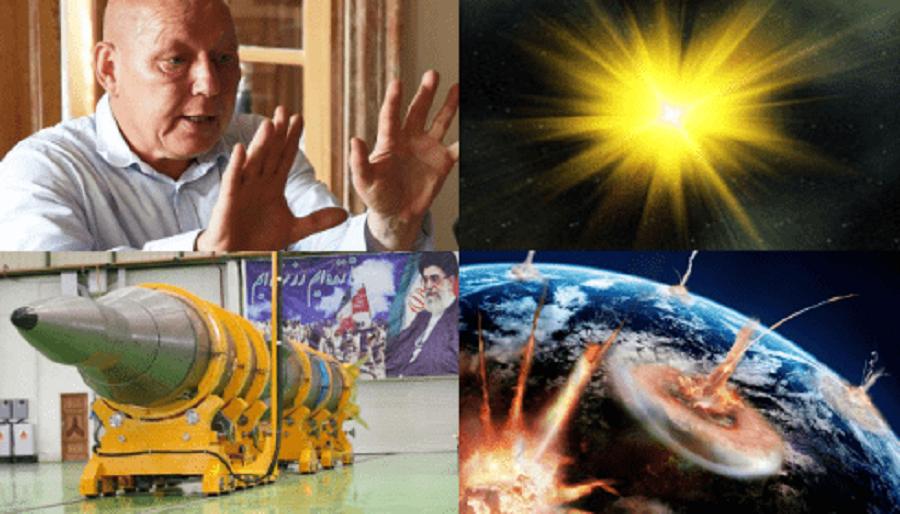 На Ближнем Востоке случится яркая желтая вспышка. После этого всё в мире и завертится.
