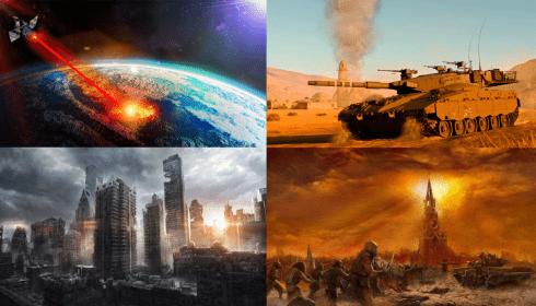Страшное пророчество из 1970-х: Армагеддон начался и в битве у многих взорвутся глаза