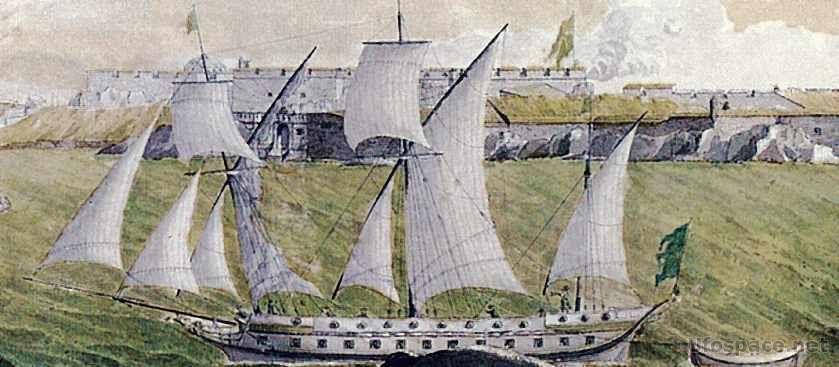 Военно-морская разведка Екатерины II в Швеции