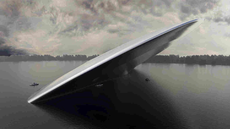Куда исчезло НЛО, упавшее в карельское озеро