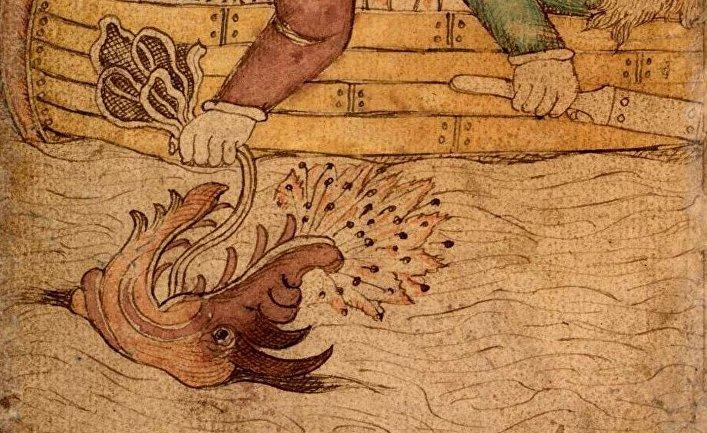 Существуют ли морские чудовища на самом деле