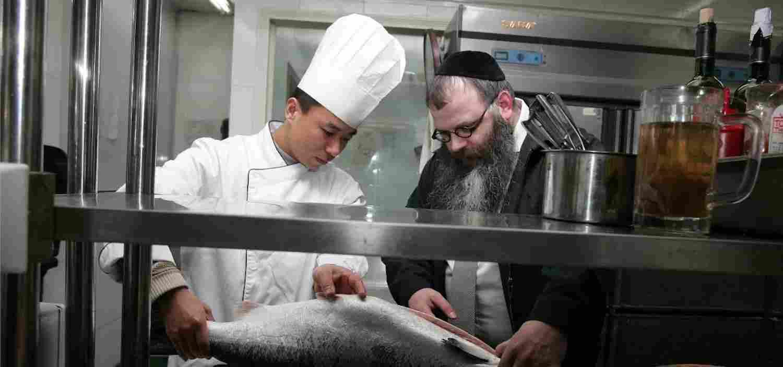 Археологи узнали, что древние иудеи ели некошерную пищу