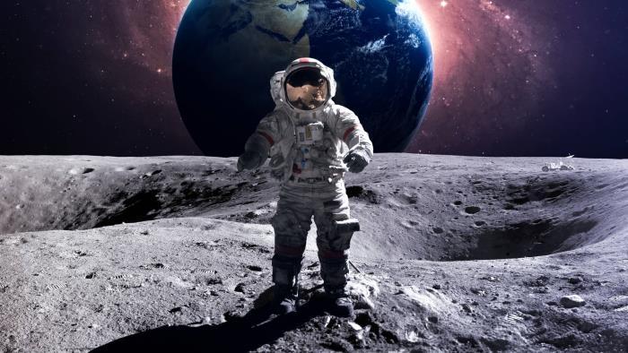 Луна - база инопланетян или целая цивилизация