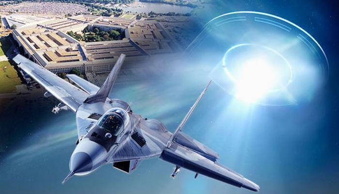 НЛО - это не китайские самолеты-шпионы