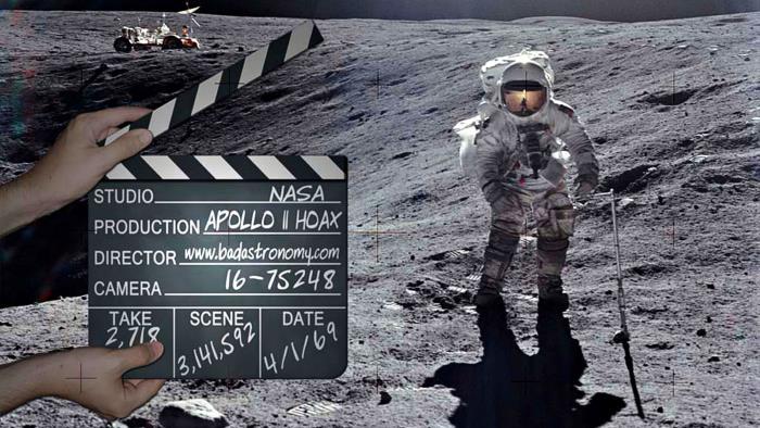 Правда о высадке американцев на Луну