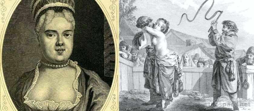 Дело Лопухиных: Бабий заговор против Елизаветы