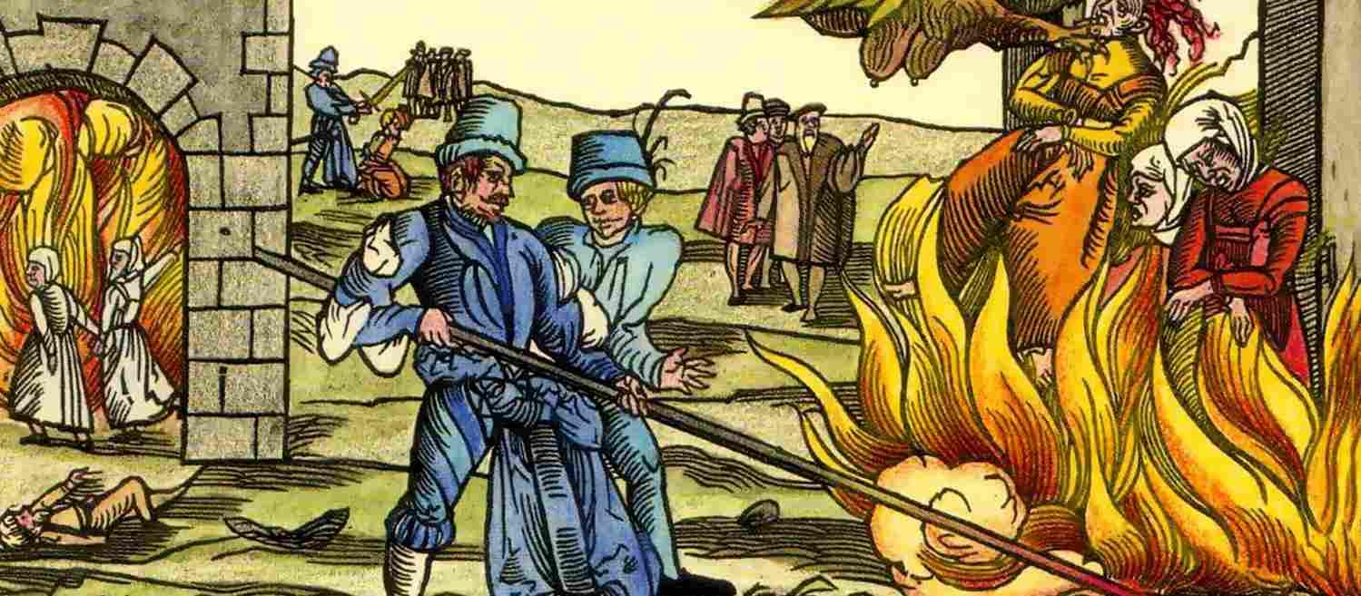 Инквизиция — борьба с ведьмами