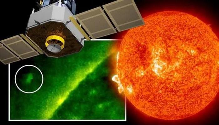 НАСА заинтересовалось НЛО