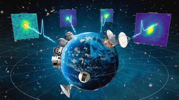 Космические радиосигналы могут быть использованы инопланетными военными