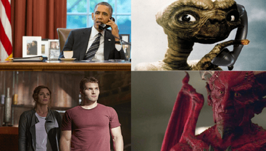 Барак Обама – главный посредник между мировыми правительствами и инопланетянами?