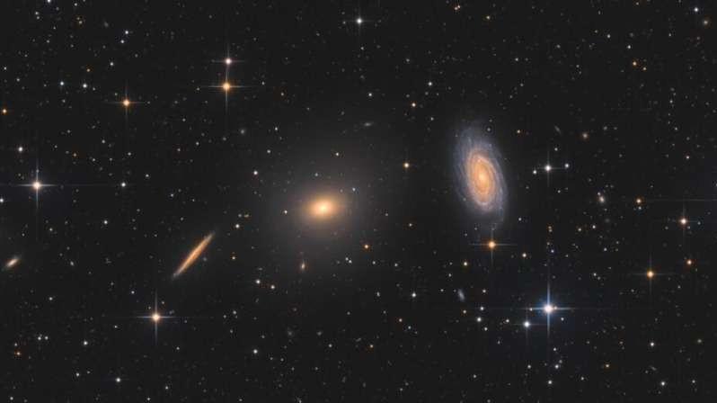 Реальна ли темная материя?