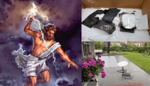 Starlink создан, чтобы ударами молний наказывать непослушных?