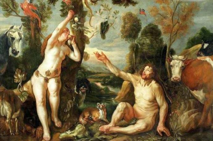 Кто будет следующей парой Адам и Ева?