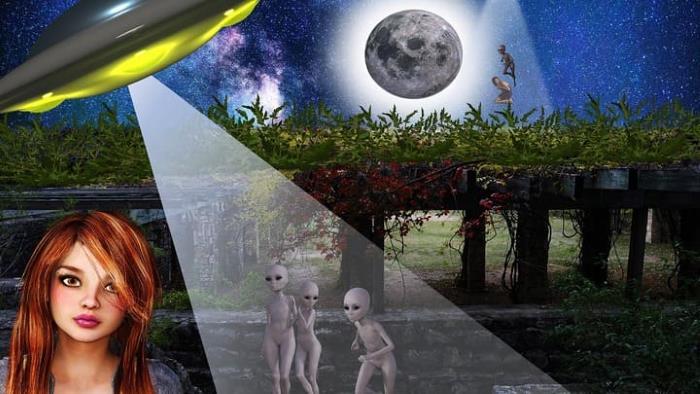 Как вычислить пришельца среди людей?