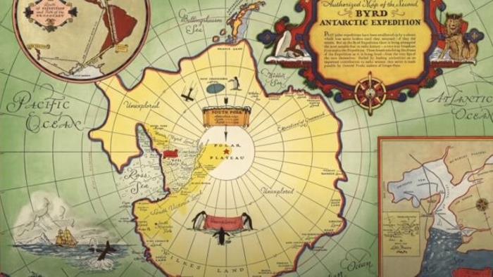 Антарктида. Секреты НЛО и вторжение инопланетян