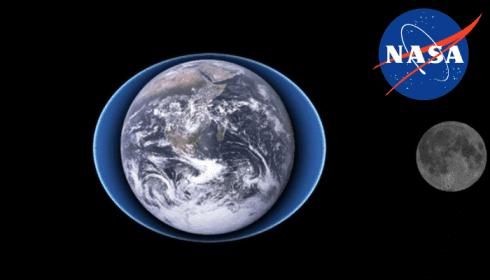 NASA: в наводнениях этого лета виновато изменение орбиты Луны