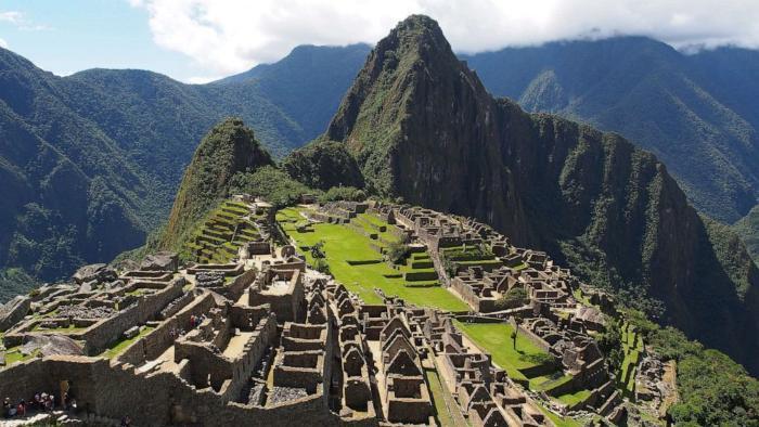 Мачу-Пикчу до сих пор остаётся загадкой