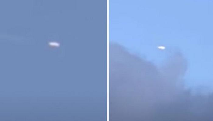 Идентичные НЛО наблюдались в США и Канаде