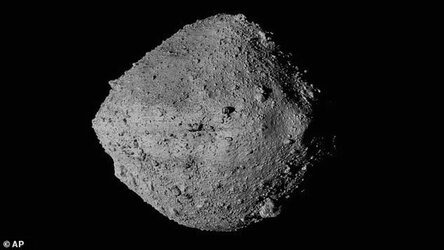 Китайцы намерены сбить с курса астероид Бенну, столкновение с которым угрожает Земле
