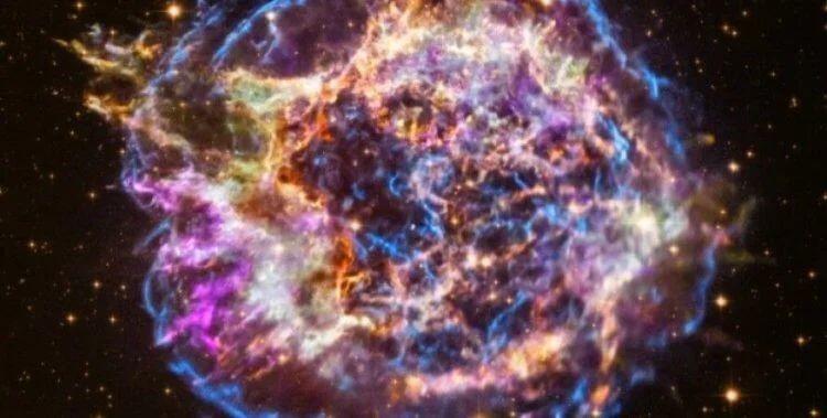 Взрыв сверхновой мог стать причиной массового вымирания на Земле