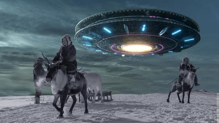 Куда исчезли инопланетяне с разбившегося под Жиганском корабля