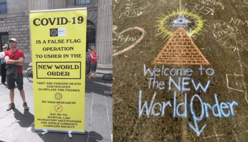 Сегодня наступил первый день официального Нового Мирового Порядка