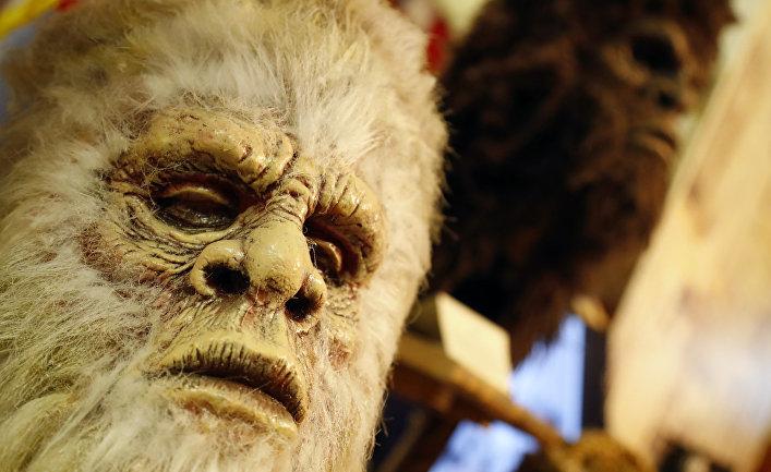 Существовали ли когда-нибудь животные, похожие на бигфута?