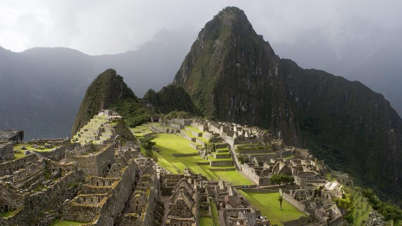 Почему инкская крепость Мачу-Пикчу до сих пор остаётся загадкой для учёных