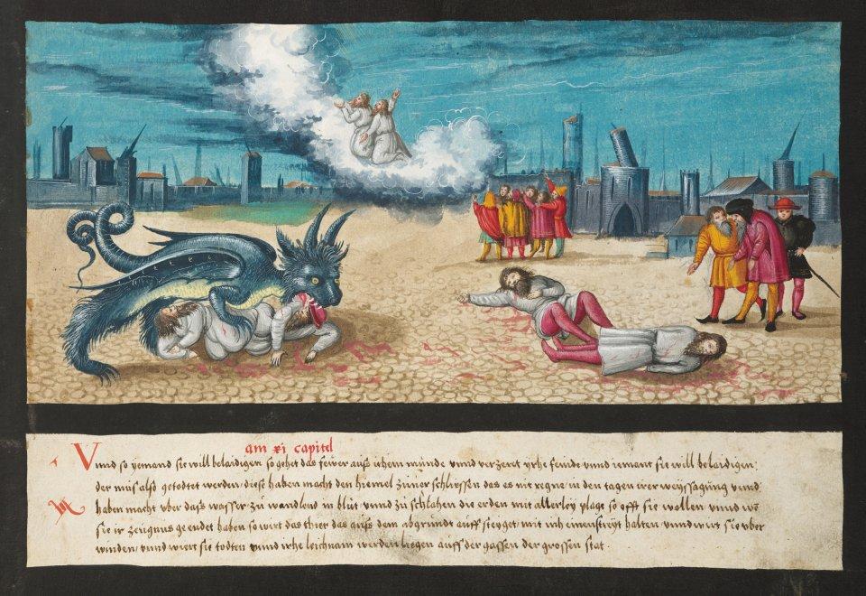 Книга 1552-го года подробно рассказывает, каким будет Конец Света