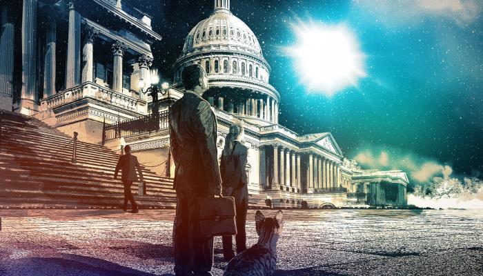 Космические силы США не хотят связываться с НЛО
