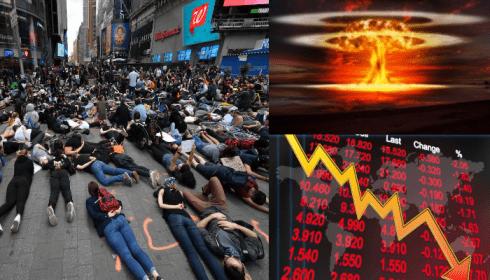 Люди в Америке начали умирать массово?