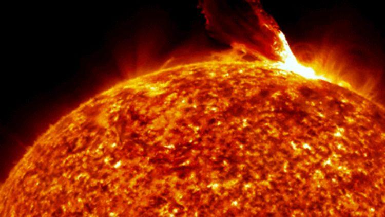 Как умрет наше Солнце?