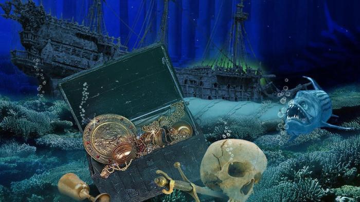Атлантида, чудовища и волны-убийцы