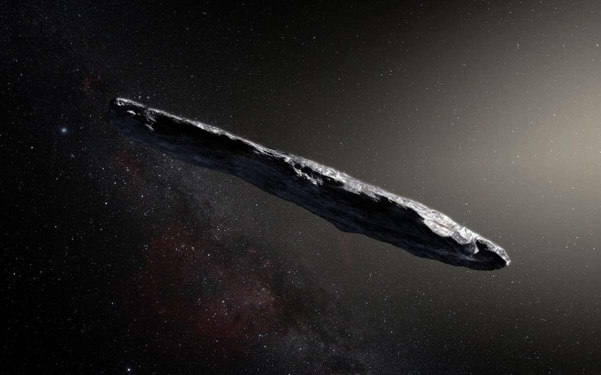 Космические лучи уничтожают даже самые крупные межзвездные объекты