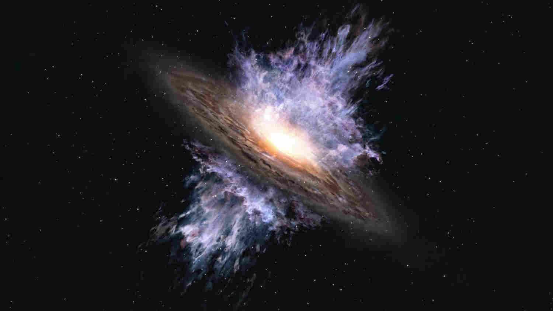 Найдена часть недостающего вещества Вселенной