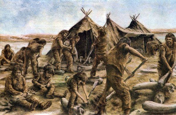 Кроманьонцы проникли в Северную Америку еще до конца ледниковой эпохи