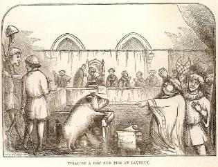 Инквизиция против животных