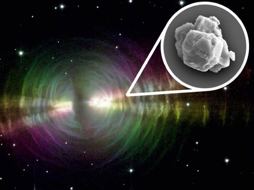 Раскрыта загадка появления в метеоритах зерен древнего Солнца