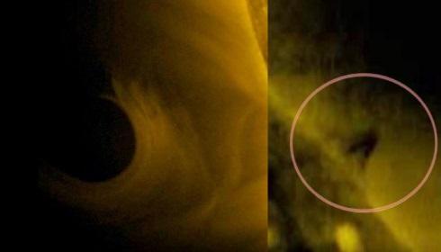 Из Солнца вышла огромная сфера, которая может поглотить Землю