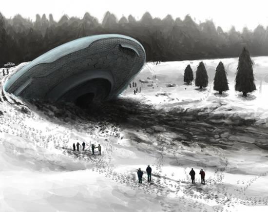 Что инопланетяне забыли на зем