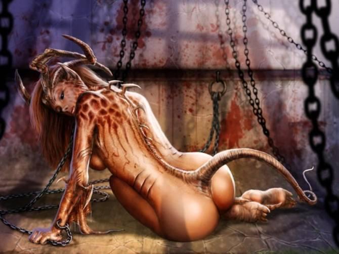 Сексуальный демон инкубус