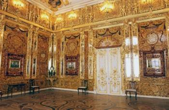 Где же подлинная янтарная комната?